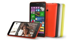Nokia Lumia 635 AT&T GSM Unlocked RM-975 4G LTE 8GB Windows 8.1 Smartphone - New