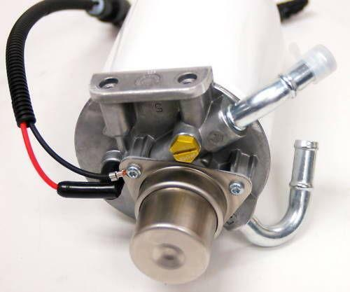 duramax fuel filter heater