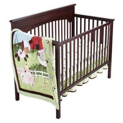 Cow Crib Bedding Ebay
