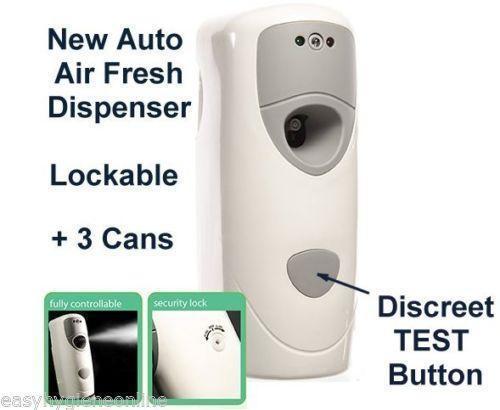 Bathroom Air Freshener