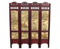 Oriental Room Divider Screen | eBay