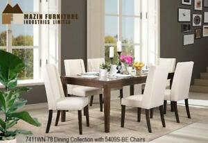 oak kitchen chairs runners buy new used goods near you find everything rectangle solid wood table with 6 white and chair dinning set online sale