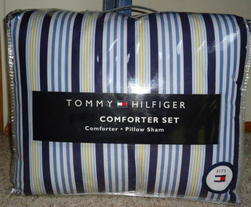 Tommy Hilfiger Full Comforter Set