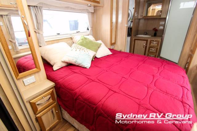 Cu1087 Eland Deluxe Luxurious Ious Home On Wheels Caravans Gumtree Australia Penrith Area 1162063311