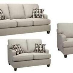 Beige Sofa Set Puff With Bed Inside Buy And Sell Furniture In Toronto Gta Kijiji Sale Nd 56