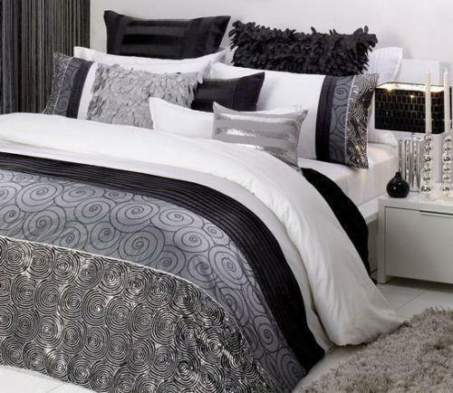 Sequin Bedding