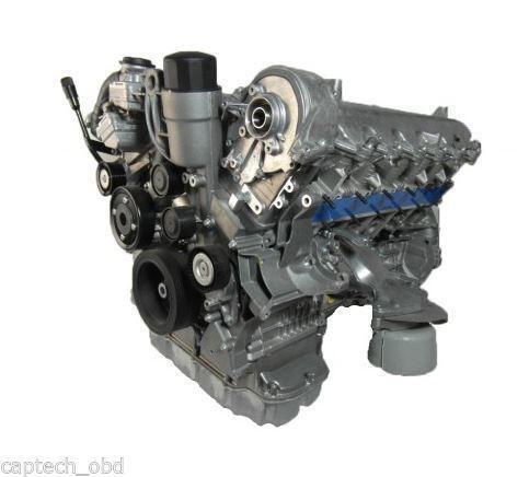 3 4 Liter Engine Component Diagram Mercedes V12 Engine Ebay