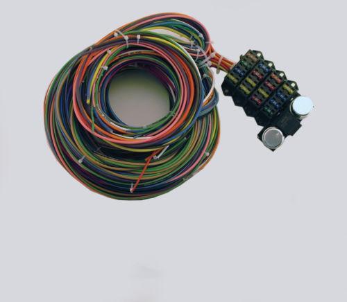 Rat Rod Wiring Harness | eBay