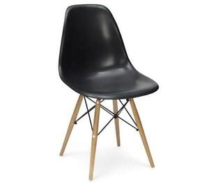 black eames chair rocking styles antique buy new used chairs ebay dsw