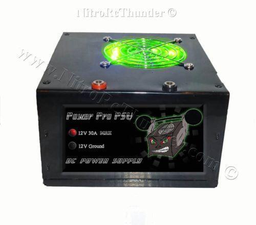 Powerfull Power Supply 12 V 10 Ampere