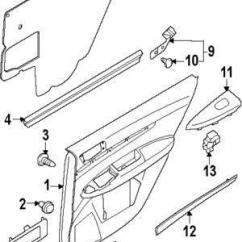 2001 Subaru Outback Parts Diagram Ford F 150 Firing Order Door Panel | Ebay