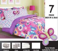 Teen Girls Twin Bed in A Bag | eBay