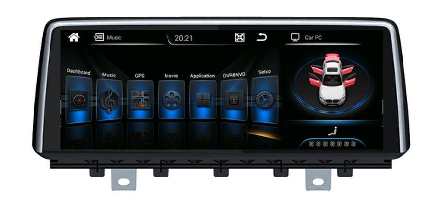 Android Autoradio f. BMW X5 X6 E70 E71 10,25