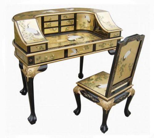 Oriental Desk  eBay