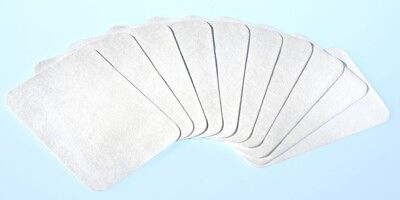 10er Set Abschmink-Pads wiederverwendbar waschbar Abschminkpads Kosmetikpads
