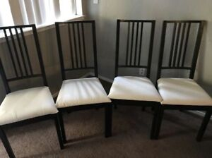 where to buy chair covers in toronto minnie table and set ikea dining sell items from clothing borje chairs of 4 with removable