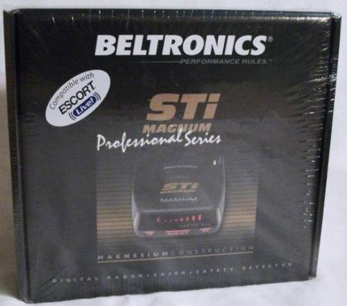 Beltronics STI Radar Amp Laser Detectors EBay