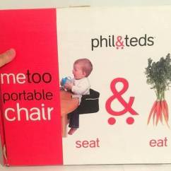 Metoo Portable High Chair Executive Leather Rent 47 Hire Phil Teds Feeding Gumtree Australia
