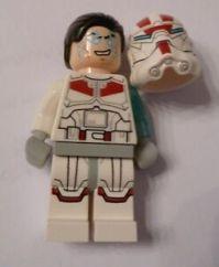 JEK 14 New Lego Star Wars Minifigure from New Set 75018 ...