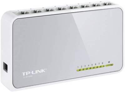 TP-LINK TL-SF1008D Netzwerk Switch RJ45 8 Port 100 MBit/s