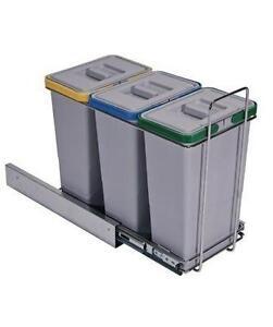Einbau Abfallsammler Mll  Abfalleimer  eBay