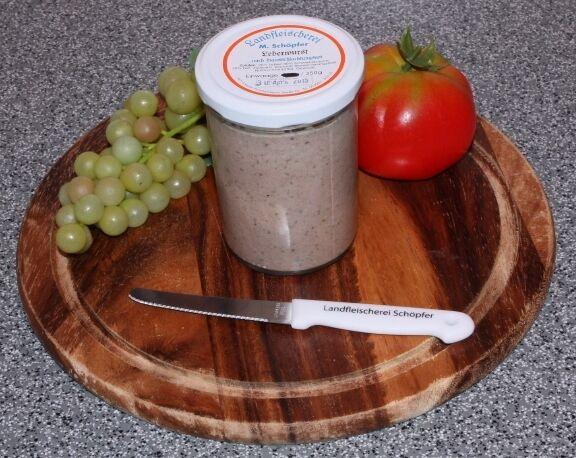 Original Thüringer Wurst - Leberwurst im Glas (350g)