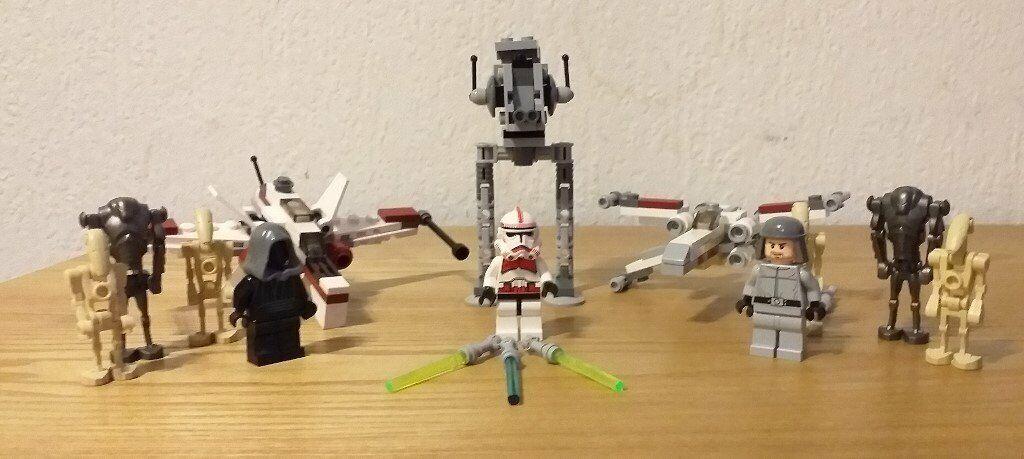 lego star wars mini