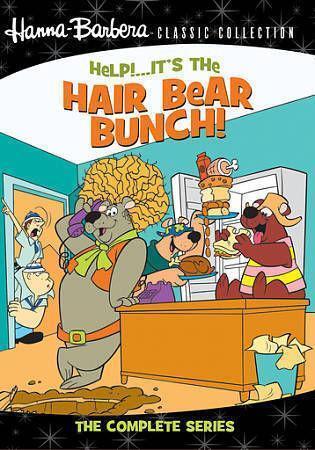 Hair Bear Bunch T Shirts EBay