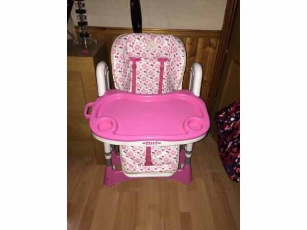 hello kitty high chair oslo posture nz in stoke on trent staffordshire gumtree