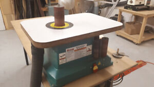 Mastercraft Oscillating Spindle Sander Manual