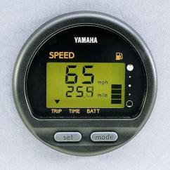 Water Temperature Gauge Wiring Diagram 2004 Toyota Corolla Car Stereo Yamaha Digital Speedometer: Parts & Accessories | Ebay
