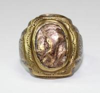Vintage Military Ring | eBay