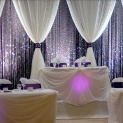 Wedding Chair Covers Gumtree Swivel On Finance Wall Draping Venue Backdrop Uplighting Led Mood Light Decorations | In ...