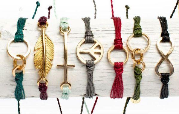 1MM Waxed Polyester Linhasita Cord Macrame Bracelet Thread String 180yards Spool 1