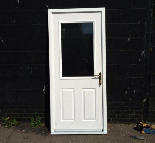 Upvc Glazed Door  eBay