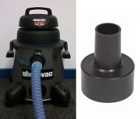 Shop Vacuum Hose Adapters
