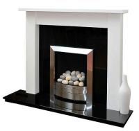 Electric Fireplace and Surround | eBay