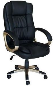 unique leather office chairs wood toddler chair ebay