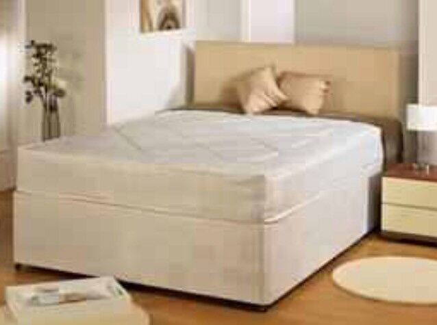 Brand New Double Bed Orthopedic Mattress