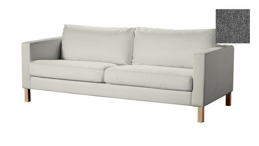 karlstad sofa blekinge white lane recliner take apart stunning ikea 3 seater covers pewter grey bargain at just 65 00