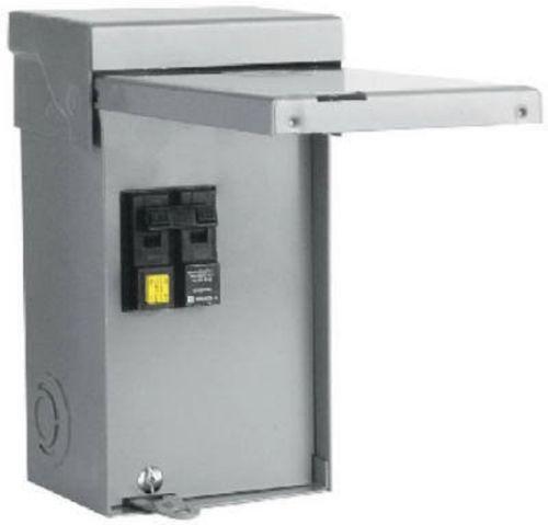 100 Amp Fuse Electrical Box Square D Fuse Box Ebay