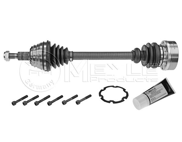 FOR VW GOLF 1.9 TDi DIESEL FRONT AXLE LEFT NEAR SIDE DRIVE
