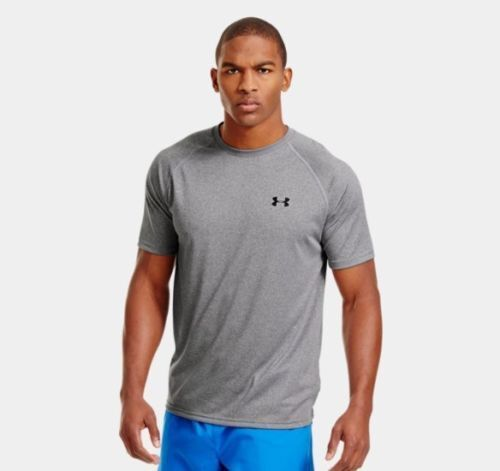 New Under Armour Tech Men's Athletic Short Sleeve T Shirt 1228539 All Colors 2