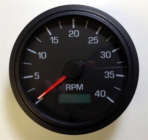 8n Ford Tractor Wiring 4000 Rpm Tachometer Ebay