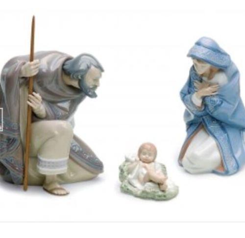 Lladro Nativity Set EBay