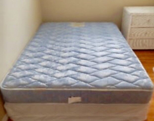 Good Queen Mattress Box Spring Free Delivery Beds Mattresses Calgary Kijiji