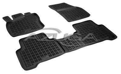 3D Gummi-Fußmatten für VW Touran ab 9/2015 Hohe Gummimatten Automatten