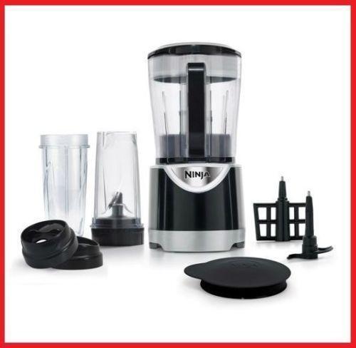 ninja 1500 watt mega kitchen system swags new | ebay