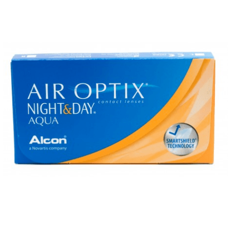 Air Optix Night & Day  Aqua  Monatslinsen von ALCON, TOP ANGEBOT Night&Day,Ciba