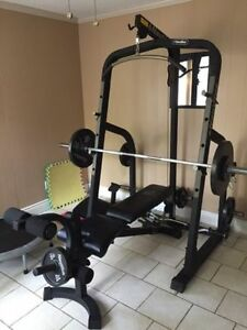 Nautilus Power Rack Buy Or Sell Exercise Equipment In